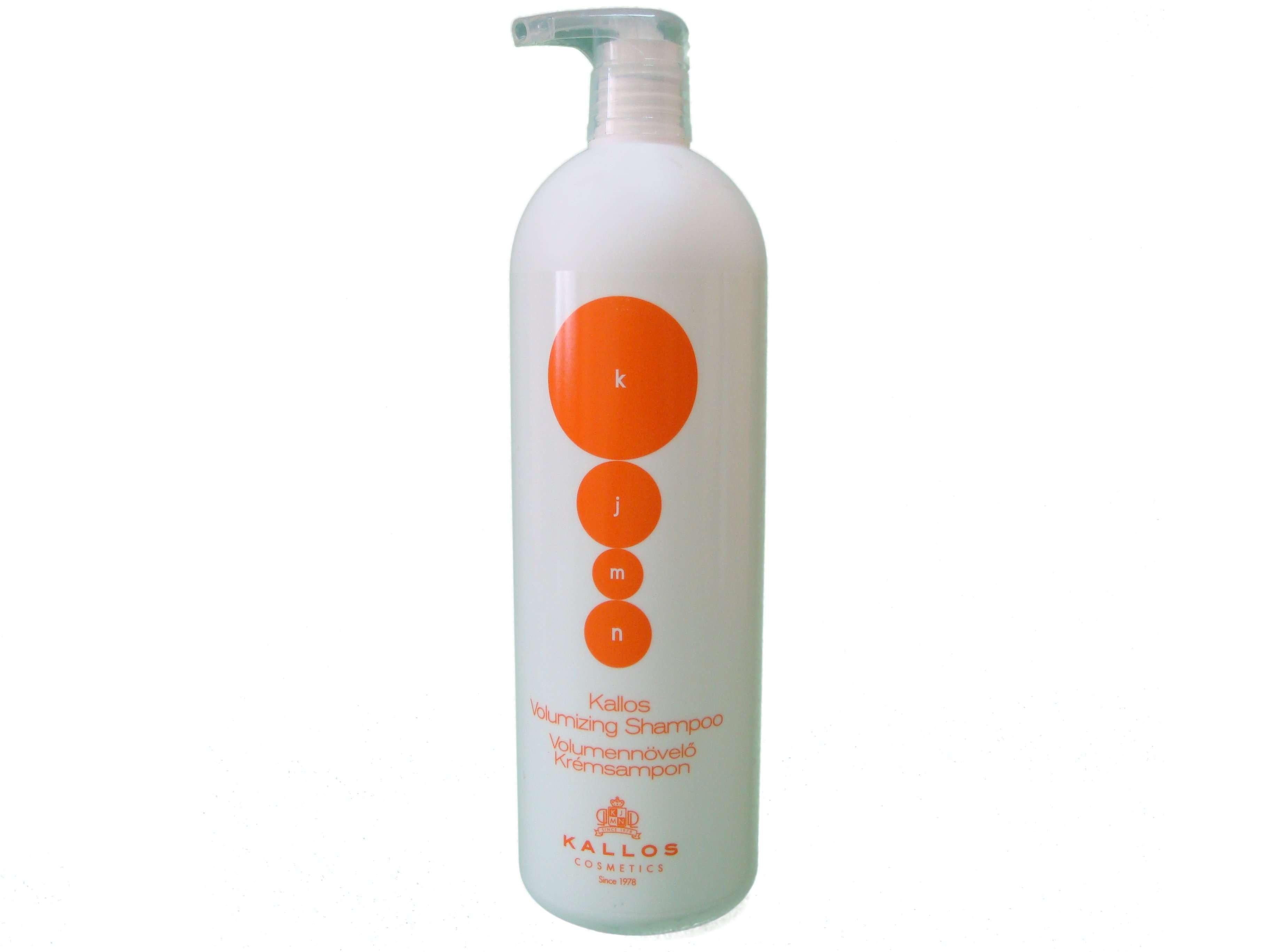 Шампунь для объема волос с провитамином b5