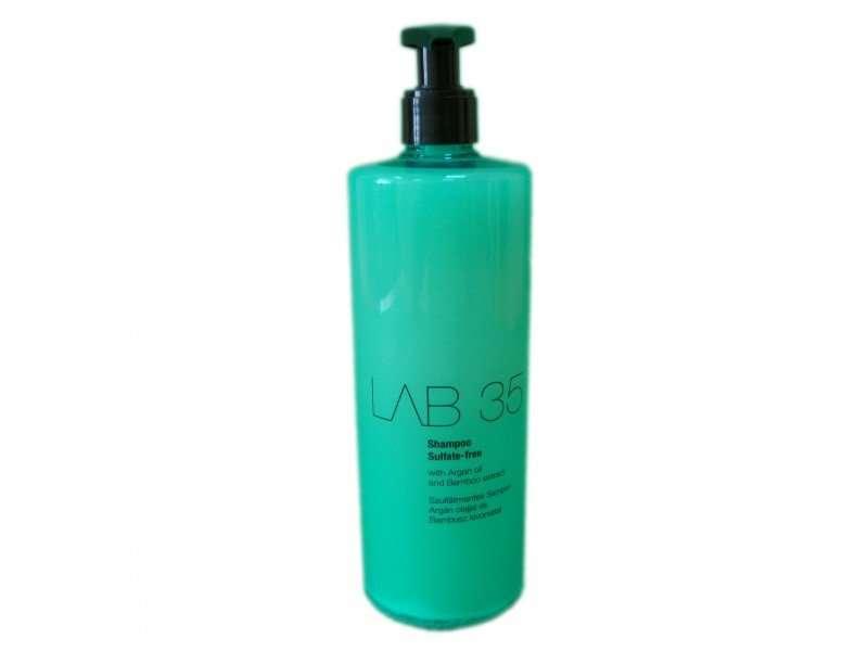 Шампунь без сульфатов LAB 35