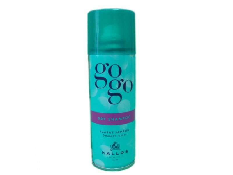 Сухой Шампунь — Kallos Gogo Dry Shampoo