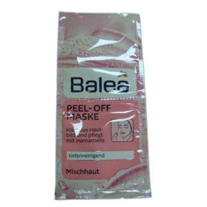 Пилинг маска для лица Balea