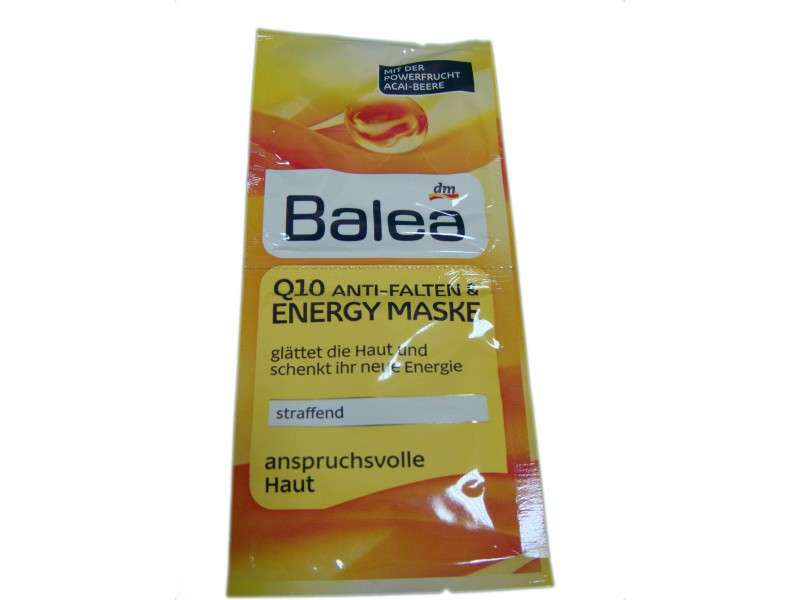 Маска для лица против морщин Balea