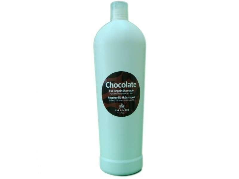 """Кондиционер для сухих и поврежденных волос """"Шоколад"""""""