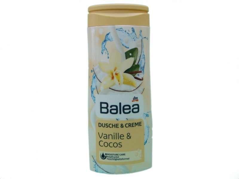 Гель для душа ваниль и кокос Balea