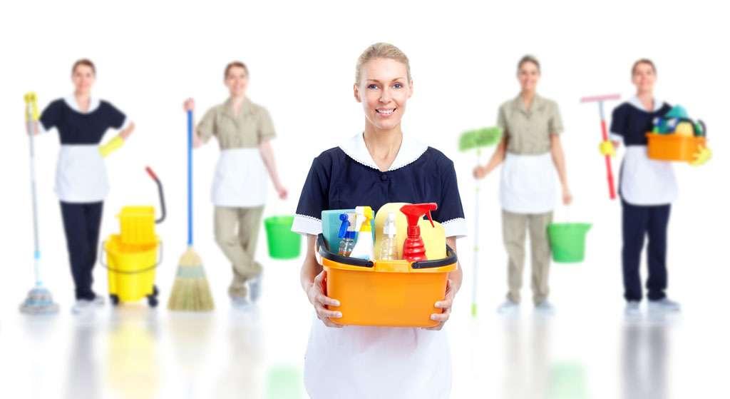 Качественная ежедневная уборка от клининговой компании Серебро