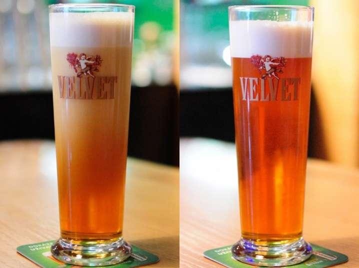 Чешское Пиво velvet самое вкусное