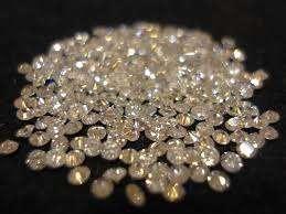 Мелкие бриллианты