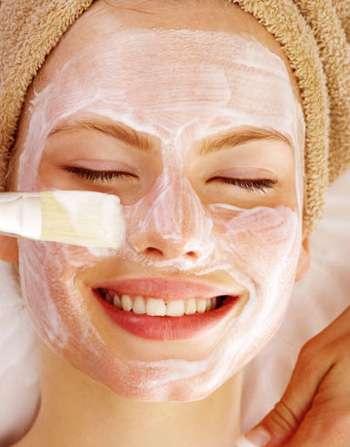 Косметологическая чистка лица