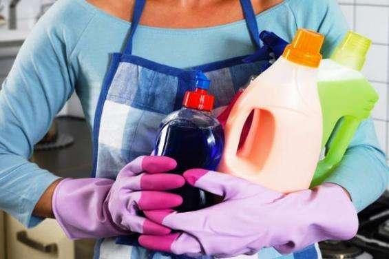 Как правильно выбирать чистящие средства