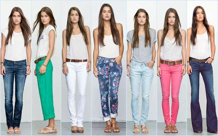 Как выбрать женские брюки
