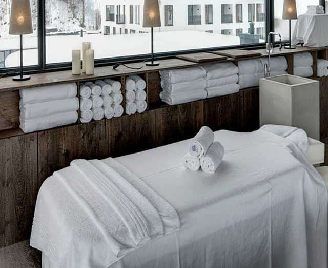Текстиль для парикмахерской, спа, салонів краси