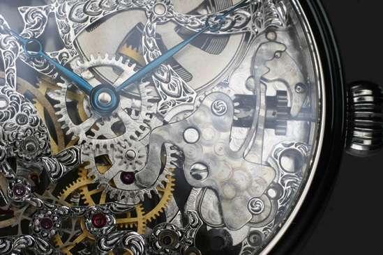 Особенности механических часов
